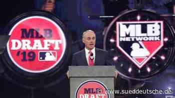MLB-Chef Manfred von Einigung mit Spielern überzeugt - Süddeutsche Zeitung
