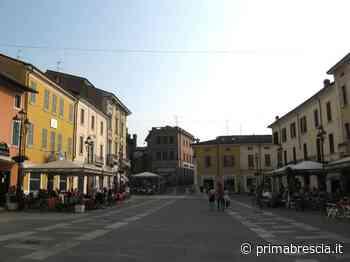 Montichiari: violazione Dpcm, chiusa un'altra attività di piazza Santa Maria - Brescia Settegiorni