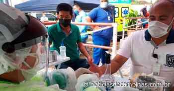 Campanha de Vacinação em Itatiba vai imunizar caminhoneiros nesta quarta (10) - Notícias de Campinas