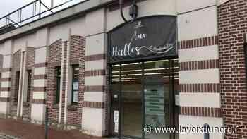 Pour de bon, les halles d'Haubourdin reprennent du service - La Voix du Nord