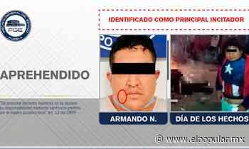 Aprehenden al principal agresor de hermanos asesinados en Ajalpan - El Popular