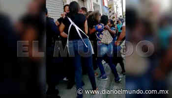 Surge altercado entre comerciantes en Ajalpan - Diario El Mundo de Córdoba