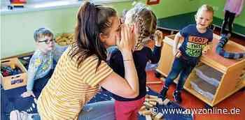 Kinderbetreuung: Kitas nehmen Anmeldungen entgegen - Nordwest-Zeitung