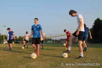 """Beloften SK Bellem staan weer op het veld: """"Training is ideaal om voetbalhonger aan te wakkeren"""""""