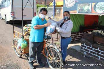 Lleva Wilma Zavala apoyos alimenticios a población del Distrito de Zacapu - www.americanovictor.com