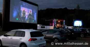 Autokino in Herborn verzeichnet über 4000 Besucher - Mittelhessen
