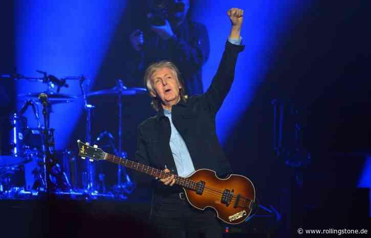 """Paul McCartney und Italiens """"ungeheuerliche""""... - Rolling Stone"""