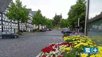 Ein grüner Marktplatz für Hilchenbach - Westfalenpost