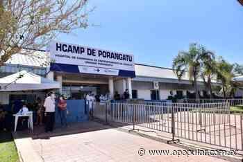 Hospital de Campanha de Porangatu registra primeira morte por Covid-19 - O Popular