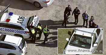 Man charged over alleged Hume Highway shooting in Craigieburn - 9News