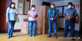 Ascope: alcalde de Santiago de Cao dona su sueldo para comprar equipos de protección personal - La Industria.pe