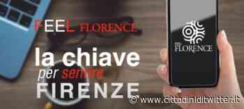 """Arriva """"Feel Florence"""", parte la sperimentazione della app per scoprire Firenze ei suoi dintorni in modo sostenibile - http://www.cittadiniditwitter.it/"""
