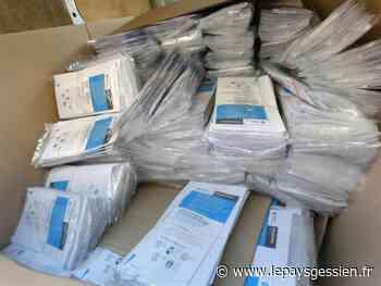 Faverges-Seythenex: la distribution de masques en tissu à la population commence - lepaysgessien.fr