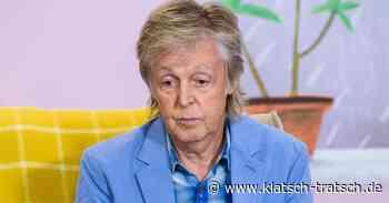 Paul McCartney wünscht sich zum Geburtstag Weltfrieden - klatsch-tratsch.de