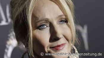 J.K. Rowling wehrt sich gegen Transphobie-Vorwürfe - und enthüllt düsteres Geheimnis