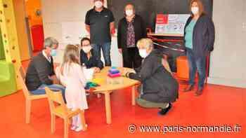 Déconfinement. Le CCAS de l'Intercom Bernay Terres de Normandie adapte l'accueil périscolaire - Paris-Normandie