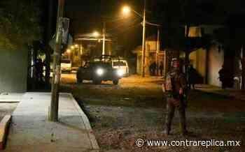 6 muertos 3 heridos en balaceara en narcocasa en Nuevo Leon - ContraRéplica