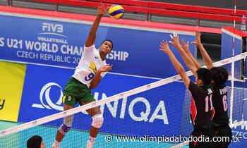Destaque na base, Victor Birigui é mais um a deixar o Brasil - Olimpíada Todo Dia