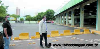 Birigui mantém suspensão de atendimento no Terminal Rodoviário em novo decreto - Folha da Região