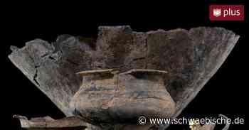 Historisch wichtige Funde aus einem Urnengrab kommen nach Bad Saulgau - Schwäbische