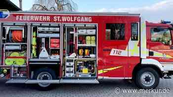Feuerwehr St. Wolfgang: Neues Einsatzfahrzeug LF 20 im Dienst   Sankt Wolfgang (Oberbayern) - merkur.de