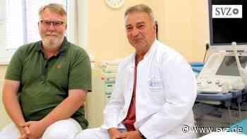 Hagenow: Neuer Oberarzt verstärkt das Team   svz.de - svz.de