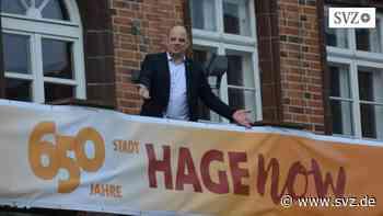 650 Jahre Hagenow: Nun doch kleiner Empfang geplant   svz.de - svz.de