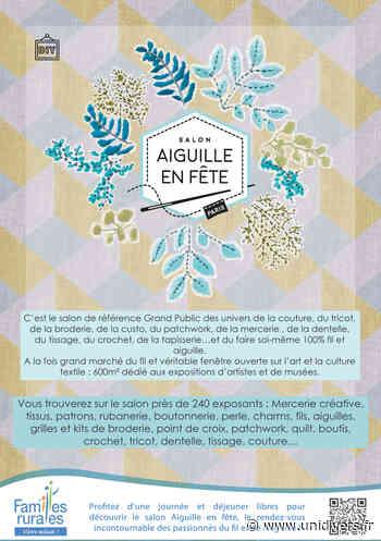 Salon Aiguille en fête Parking Rue du Roussillon Saint-Denis-en-Val - Unidivers