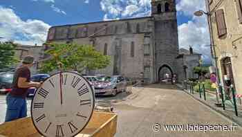 Saint-Girons. Travaux spectaculaires sur le clocher - LaDepeche.fr