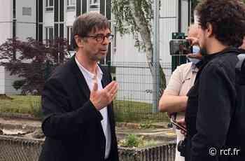 Damien Carême, député EELV : visite au Centre de rétention d'Oissel (76) - RCF