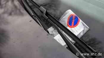 Harrislee: Parkplatzsünder sorgen für Ärger am Strand in Wassersleben   shz.de - shz.de