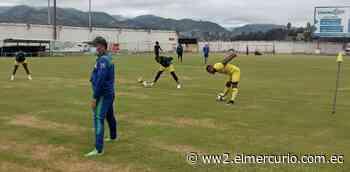Gualaceo SC retoma sus entrenamientos 89 días después - El Mercurio (Ecuador)