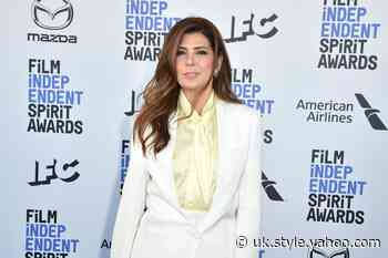 Marisa Tomei regrets playing mother roles in movies - Yahoo Style