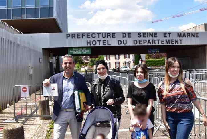 Melun/Chelles. Abderrahim, le héros sans-papiers a obtenu son titre de séjour - actu.fr