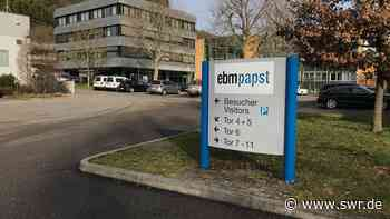 Umsatzrückgang ebm-papst Mulfingen | Heilbronn | SWR Aktuell Baden-Württemberg | SWR Aktuell - SWR