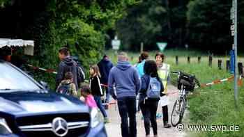 Ausflüge im Ermstal: Wasserfall Bad Urach: Mindestens zwei Wochen gesperrt - SWP