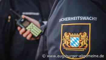 Die Sicherheitswacht ist im Einsatz für die Mitbürger - Augsburger Allgemeine
