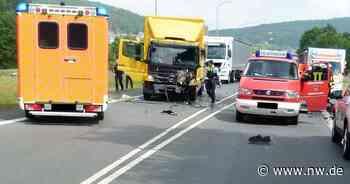 79-jähriger Bünder stirbt nach Unfall auf der B239 - Neue Westfälische