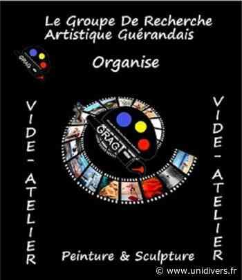 Vide-atelier artistique Boulevard du Nord 44350 Guerande samedi 22 août 2020 - Unidivers