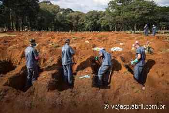Na Vila Formosa, sepultadores fazem um enterro a cada 24 minutos - VEJA São Paulo