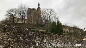 Éboulement du coteau de Montbazon : un expert judiciaire bientôt nommé - France 3 Régions