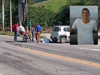 Morador de Linhares morre em acidente, em Alegre - Jornal FATO