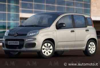 Vendo Fiat Panda 1.2 Easy nuova a Misterbianco, Catania (codice 7301992) - Automoto.it