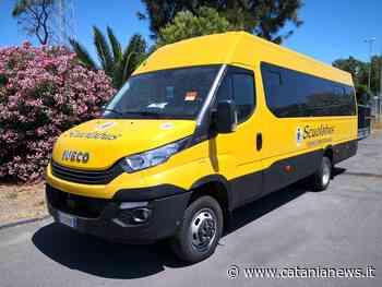 A Misterbianco un nuovo scuolabus - CataniaNews.it