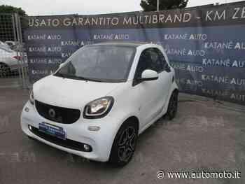 Vendo smart fortwo 90 0.9 Turbo twinamic limited #3 usata a Misterbianco, Catania (codice 7562619) - Automoto.it