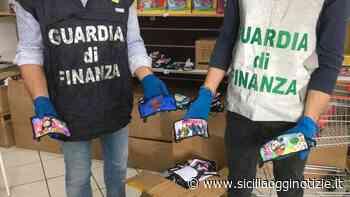 Misterbianco: sequestrate 3.000 mascherine per bambini - Sicilia Oggi Notizie