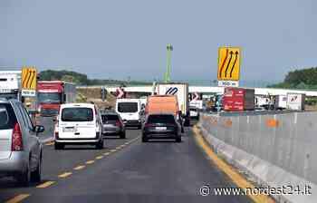 A4, chiusure per lavori del tratto Latisana - Portogruaro - Nordest24.it