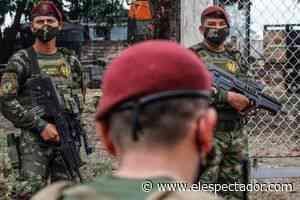 En Villa del Rosario, el Ejército ayuda a que se mantenga la cuarentena por el COVID-19 - El Espectador