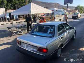 Blindan centro de Atotonilco El Alto con siete filtros sanitarios - UDG TV