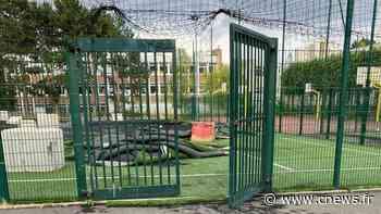 A Saint-Gratien, la destruction du terrain de football des Raguenets par la mairie crée des tensions - CNEWS
